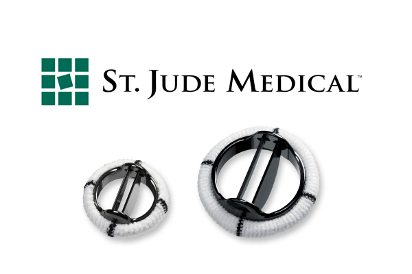 St. Juder Medical Logo & valves